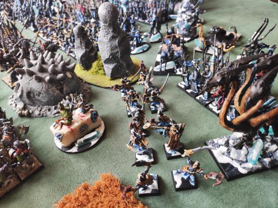Dark Elf - WDG clash 6