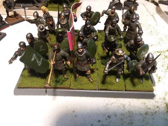 Uradel's Swordsmen