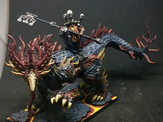 Overlord with Great Bull of Shamut