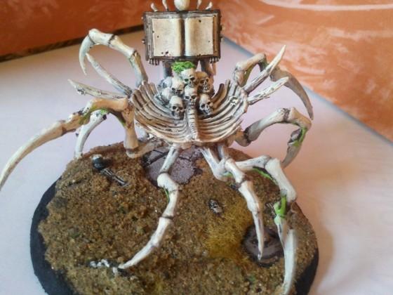 Throne Of Bone