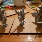 Assault Group Halfling cavalry