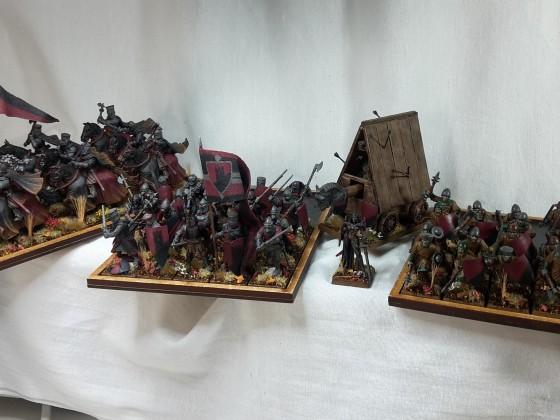 Army so far (jan-may) KoE