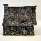 Tabletop world cottage