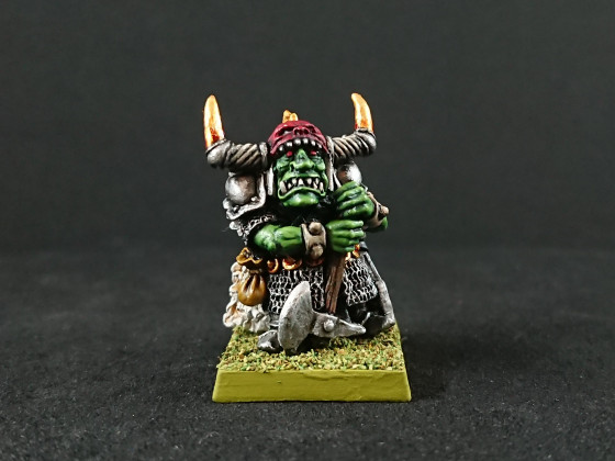 Knightmare Miniatures - Goblin King