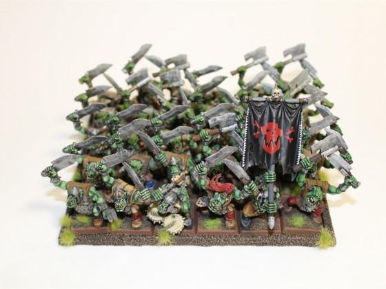 Games Workshop Orc Wariors