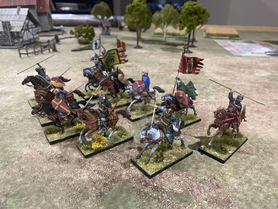 11th Century Spanish by Caballero Miniatures
