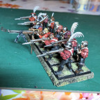Fusiliers of the 48th Light Company