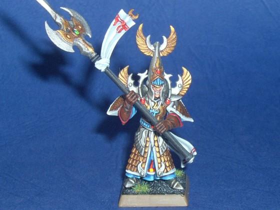 Highborn Elf Commander (big picture)