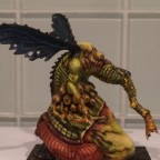 Harbinger on Flying Beast of Prophecy