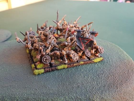 VS Rats-at-arms