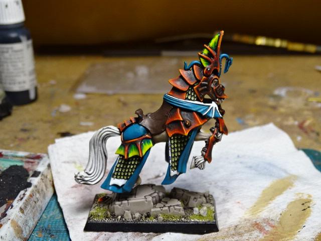 horse Commander