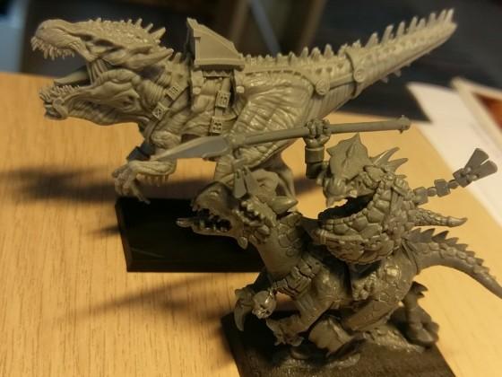 Raptor Size Comparison vs GW