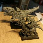 Raptor Size Comparison vs GW