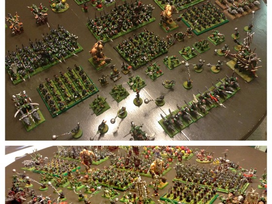 Cave Goblins Army