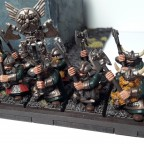 Greybeards with great weapons
