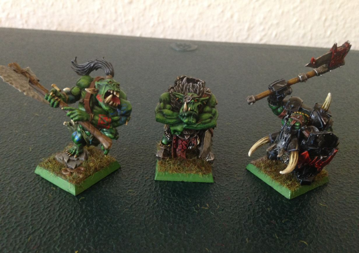 Orc Chiefs