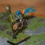 Druid on Elven Horse