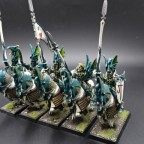 Knights of ryma old mini's