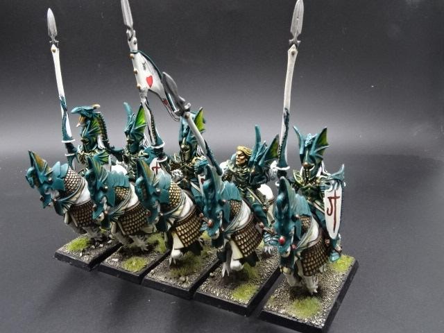 Knights of ryma old mini's