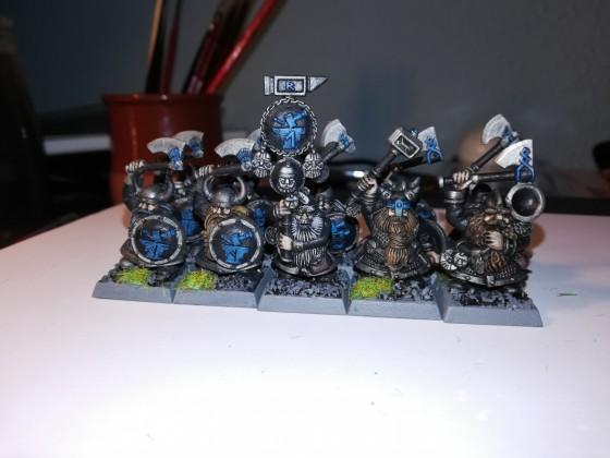 Clan Warriors Dart