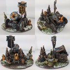 Infernal Dwarves - Titan Mortar