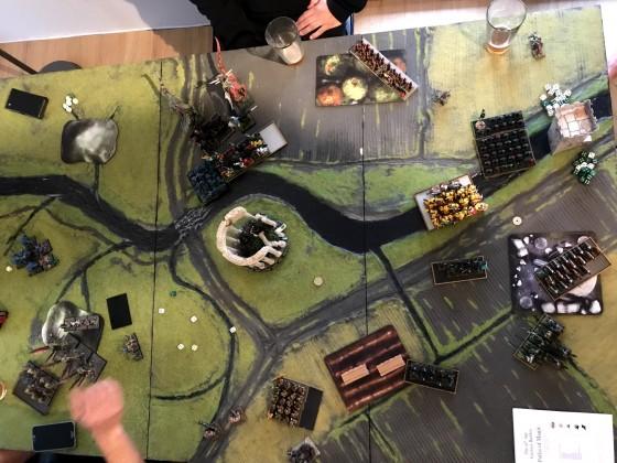 Fantasy Battle Royale - 6 man game