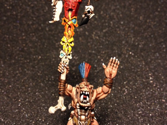 feral orc boss BSB