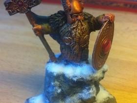 Dwarf King (Gotrung Gudmundsson of the Glittering Halls)