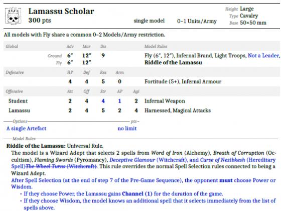 Lamassu Scholar