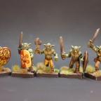 Goblin Melee Weapons
