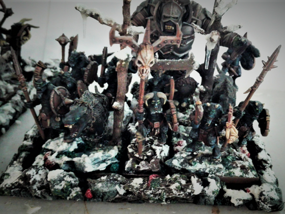 Cry Havoc and Let Slip the Beasts of War: Mongrel Herd