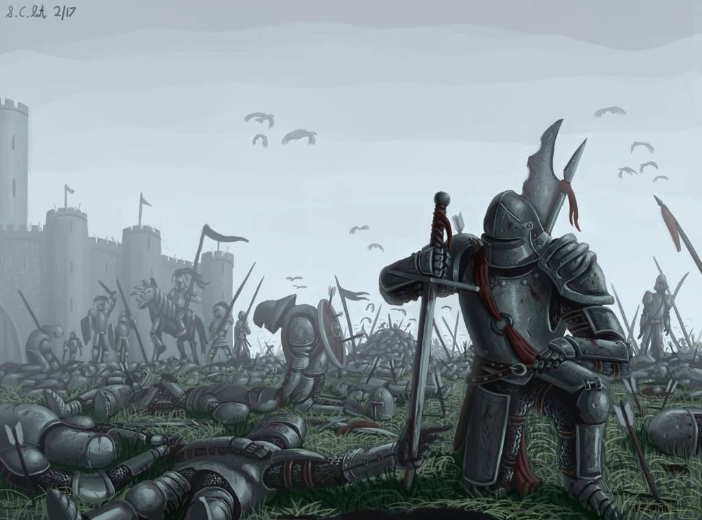 Battlefield Aftermath by Samo94