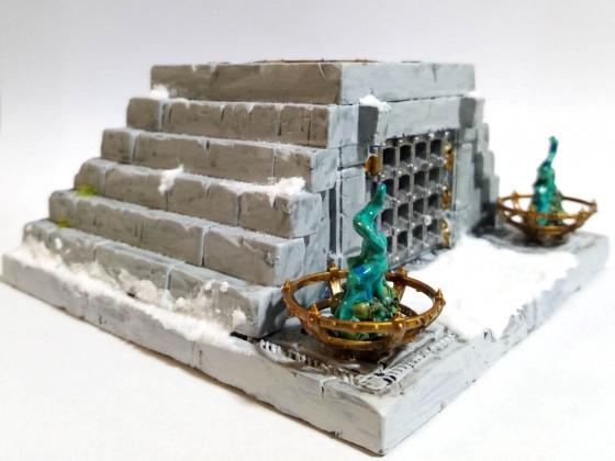 Magic Tomb