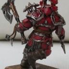 Wasteland Warrior, Khorne