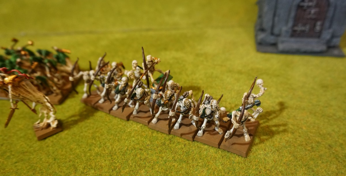 UD Quick Starter Army - closeup archer