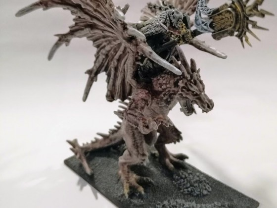 Sorcerer/Lord on Dragon