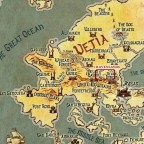 cravenlands on gercator map