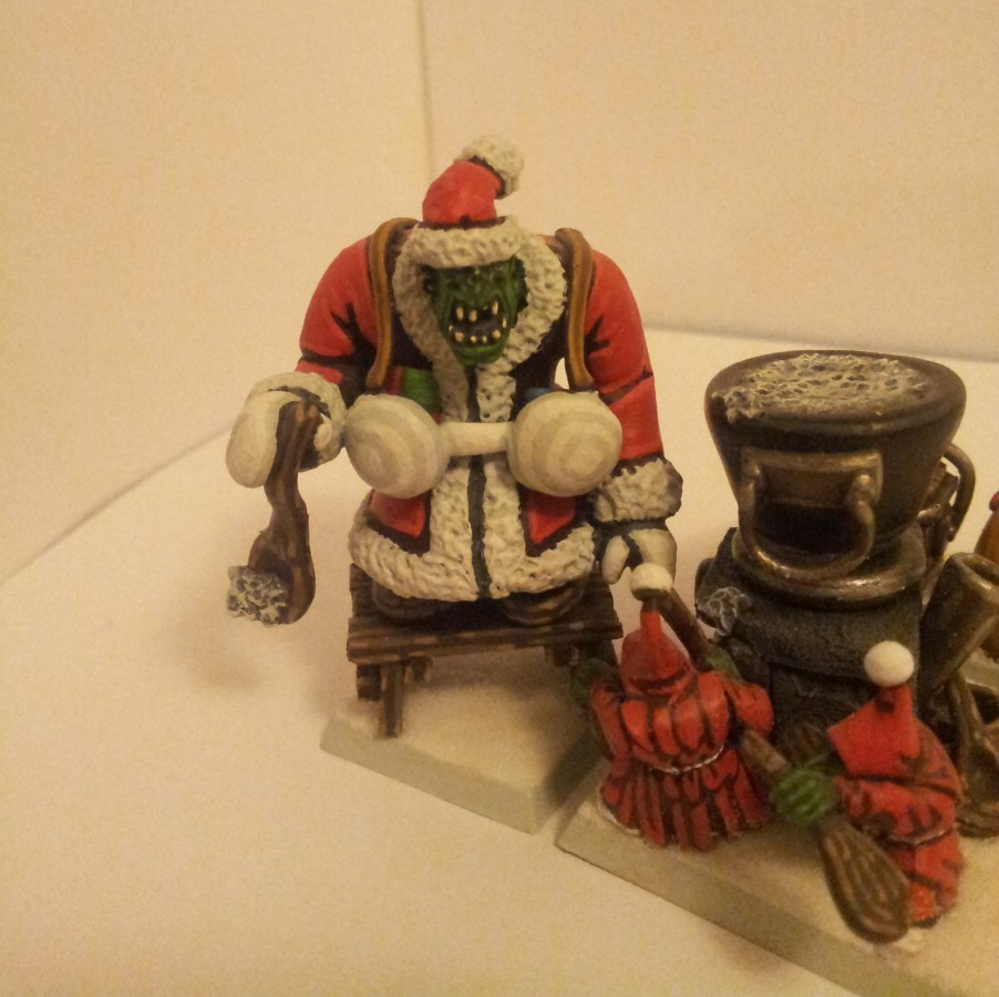 Ms Santaz (orc big shaman)