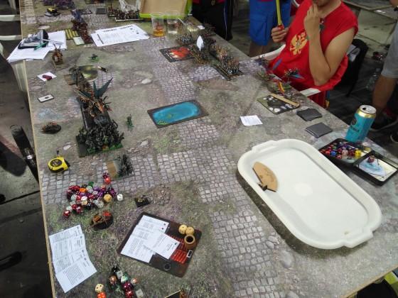 Round 6 vs HbE Czech
