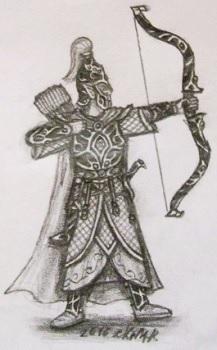 Elf Heavy Archer