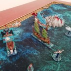 Naval battle detail 8