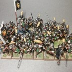 Imperial guard with shields
