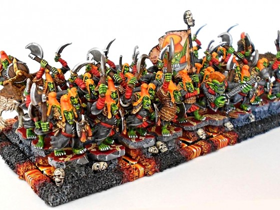 Hobgoblin warriors horde