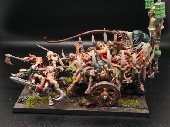 Carro de cadáveres