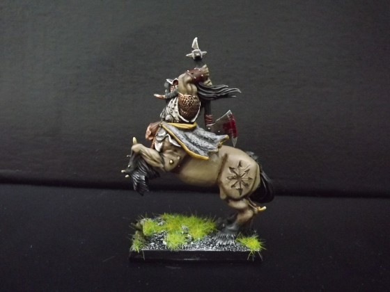 Centaur Chieftain with great weapon