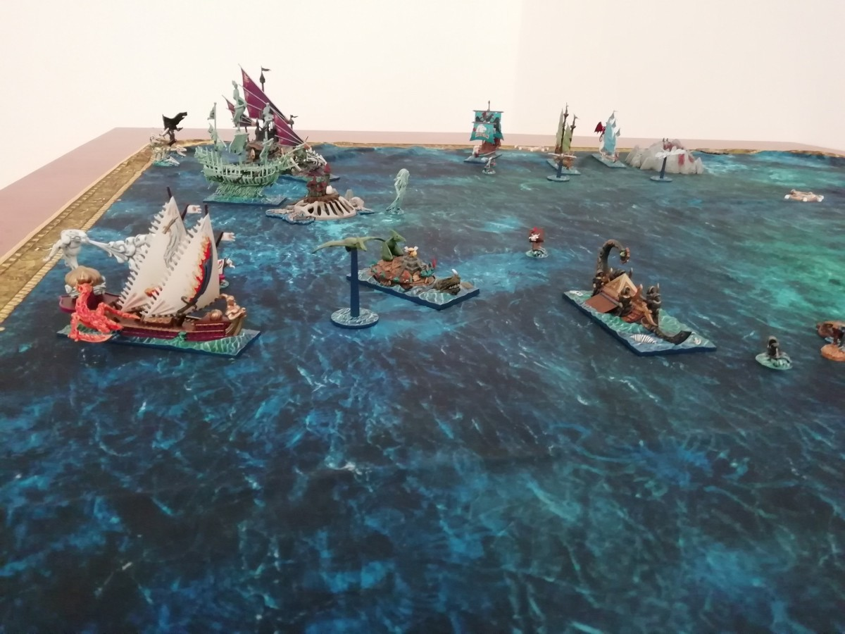 Naval battle detail 3