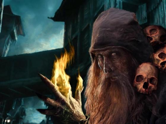 Necromancer by Fredrik Eriksson