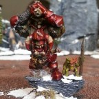 Daruk the red (iron orc warboss)