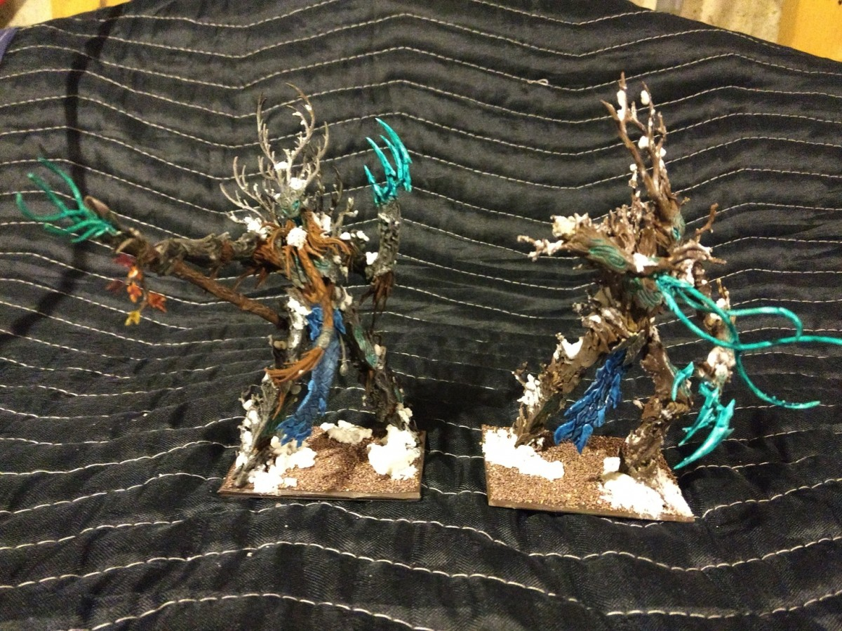 WIP Winter Treefathers