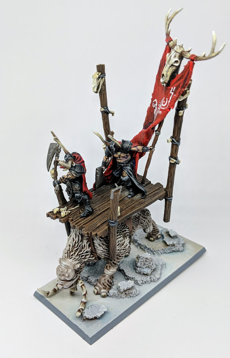 Call to Paint Large Models